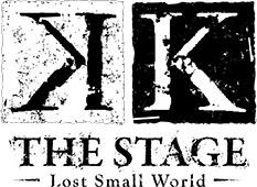舞台『K-Lost Small World-』ロゴ © GoRA・GoHands/k-project © GoRA・GoHands/stage k-project