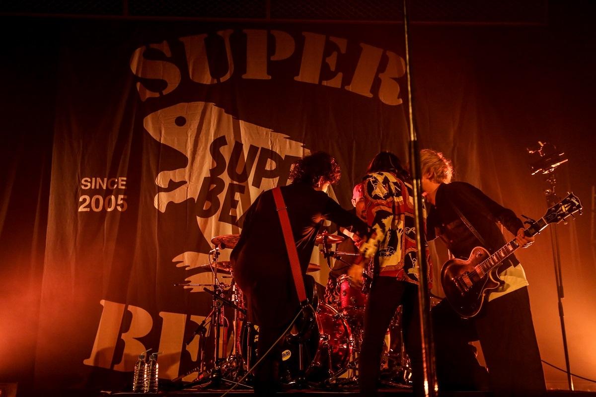 SUPER BEAVER 撮影=Kouhei Suzuki