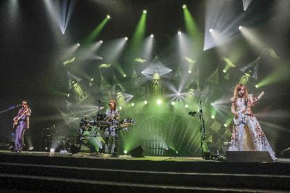 THE ALFEEがコンサート通算2,700本を達成 日本グループ史上最多記録の更新を5千人のファンが祝福