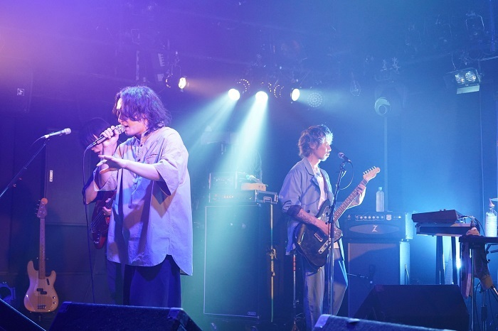 """『GOOD ON THE REEL 2021 TOUR  HAVE A """"GOOD"""" NIGHT vol.91-99 ~ハナウタツアー~』より"""