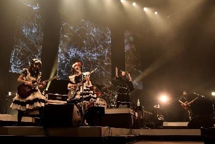 BAND-MAID、LINE CUBE SHIBUYAにて全国ツアーが大熱狂のうちに終幕