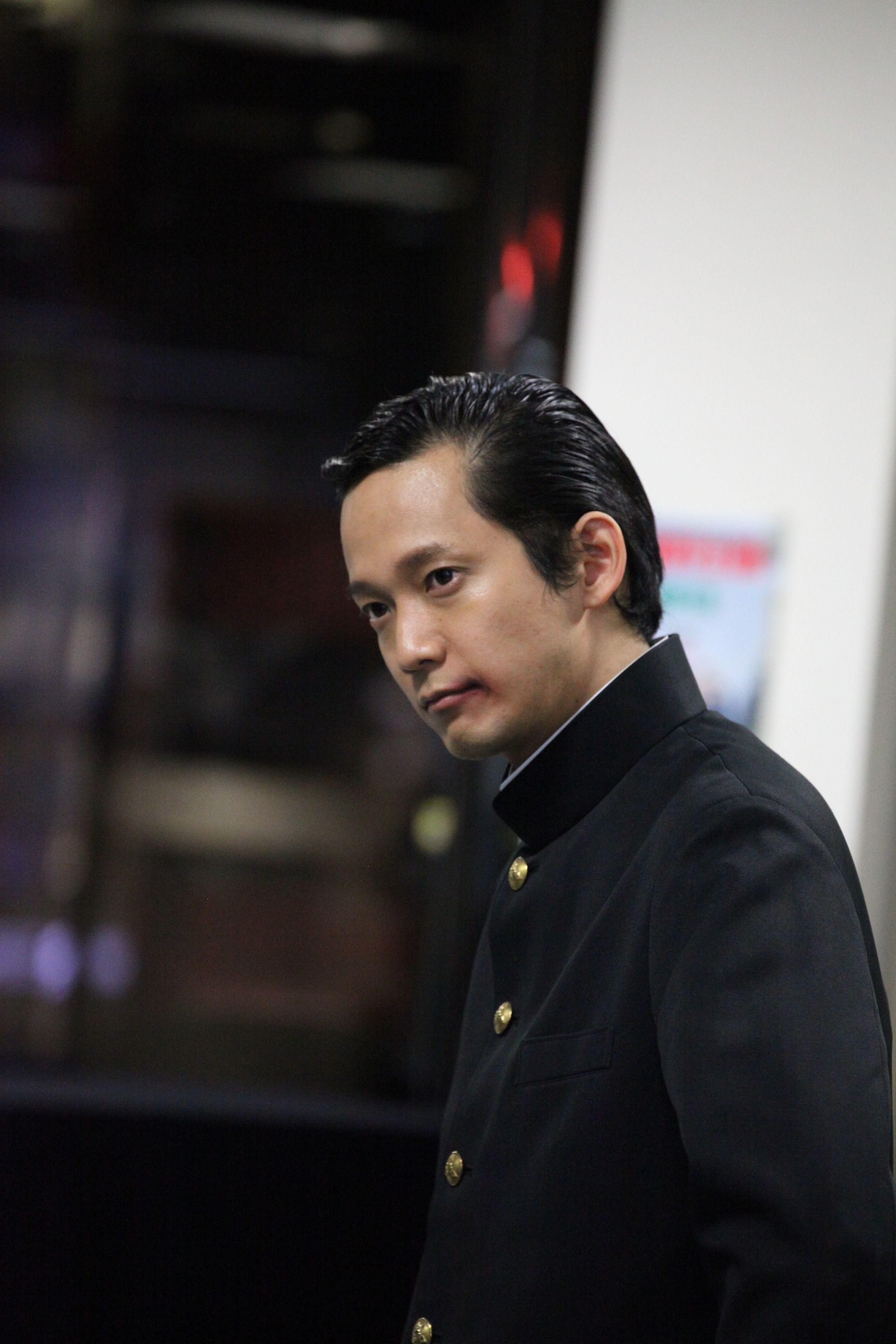 李成を演じた辻本祐樹