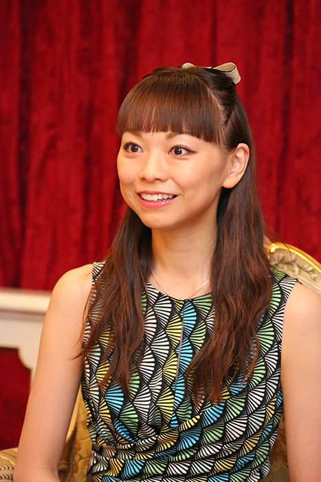 上野水香 (C)Maiko Miyagawa