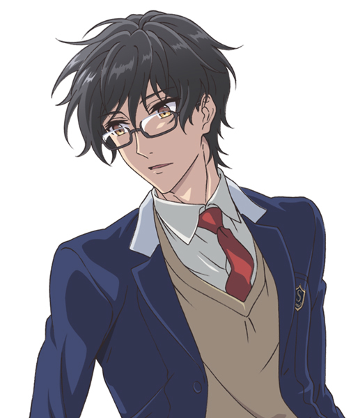 遥馬理久(CV:阪本奨悟)