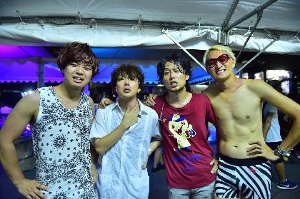 グドモ、10月にアルバム発売決定! 『八王子天狗祭2017』第2弾出演発表でフォーリミ、ゴールデンボンバーら全7組追加