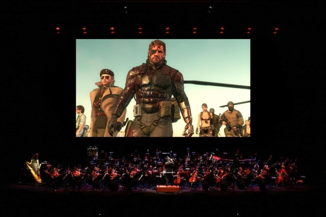メタルギアinコンサート/ Metal Gear in Concert ※イメージ (C)Konami Digital Entertainment