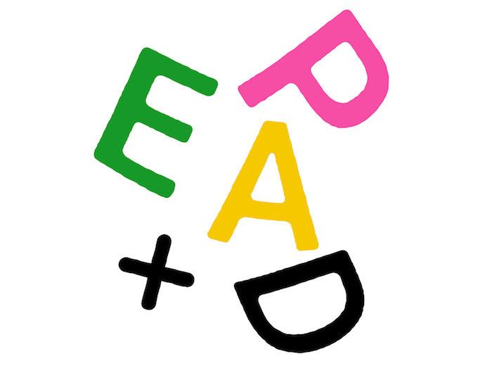 EPADのロゴ  ©️上田大樹(&FICTION!)