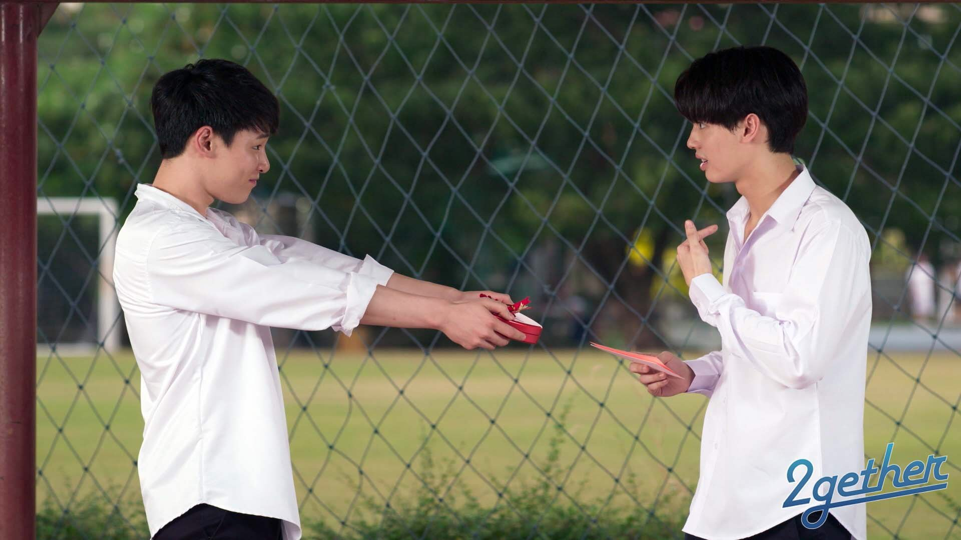 『2gether』提供:コンテンツセブン (c)GMMTV COMPANY LIMITED, All rights reserved