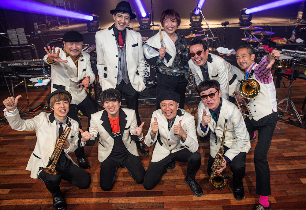 """TOKYO SKA JAM """"8""""  Photo by Eri Shibata"""