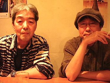 天野天街&はせひろいち スペシャル対談! 【小酒井不木】を題材とした公演を名古屋で行う二人が語り尽くした