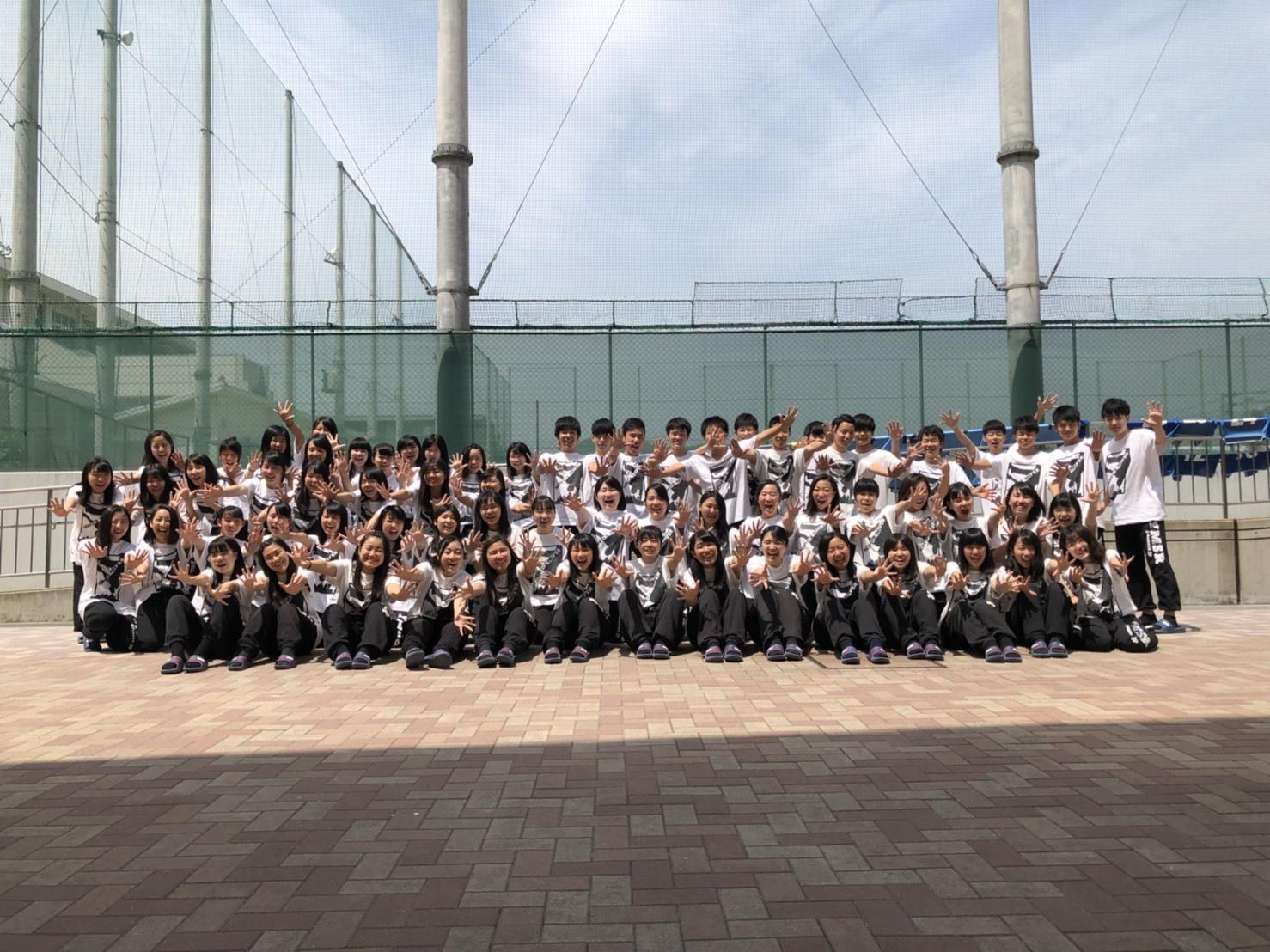 山城高等学校(大阪公演)