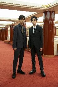 市川染五郎と市川團子が歌舞伎座で『四の切』に挑む 『吉例顔見世大歌舞伎』取材会レポート