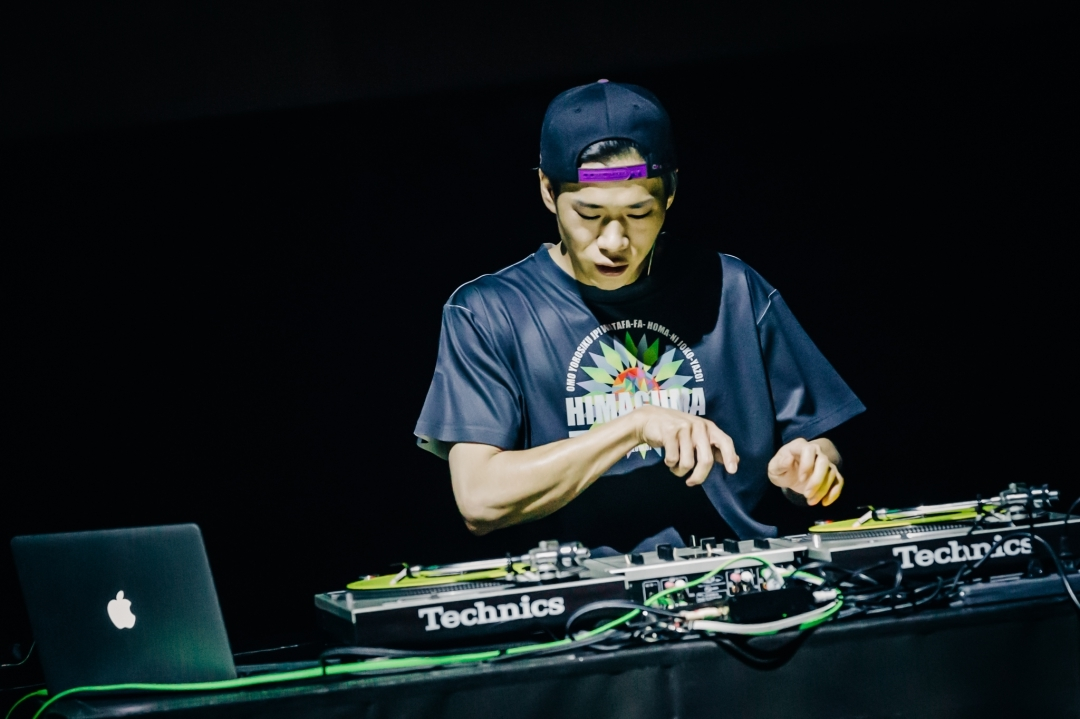 ANONYMOUS『DMC JAPAN DJ CHAMPIONSHIP 2019 FINAL supported by Technics』