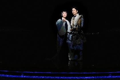 野村萬斎「この公演で、皆さんの演劇ライフを復活させられたら」~『子午線の祀り』が開幕 舞台写真&初日コメントが到着