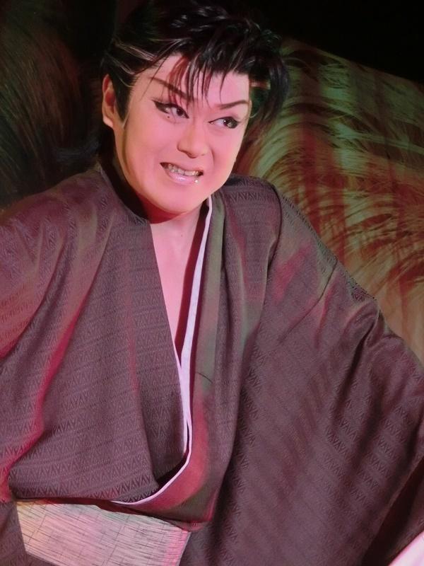 劇団炎舞・橘炎鷹座長(2015/11/7)