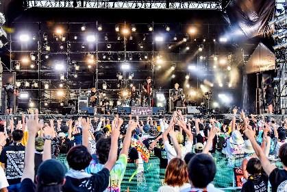 SiM『RUSH BALL 2020』ライブレポート ーー目的地はライブハウス、あの場所に帰る日を信じて