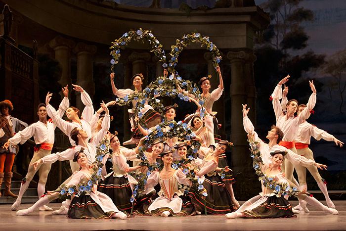 英国ロイヤルバレエ団『眠れる森の美女』 © ROH/Johan Persson