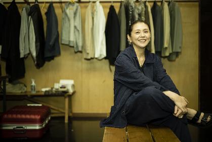 """ゴツプロ!『向こうの果て』小泉今日子にインタビュー「あえていうなら……私は""""揺れる女""""です」"""