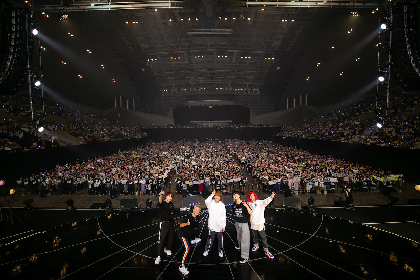 Da-iCE、5周年イヤー第3弾シングル「雲を抜けた青空」をリリース 工藤、花村、大野が作詞を担当