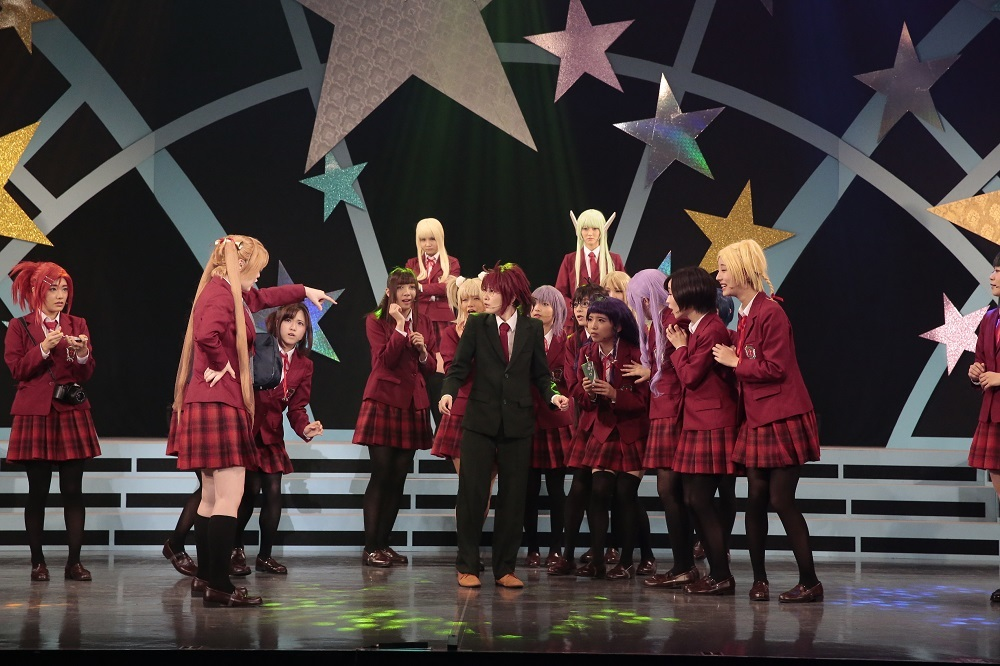 舞台『魔法先生ネギま!~お子ちゃま先生は修行中!~』