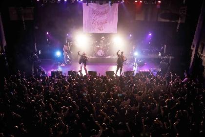 TRI4TH 「ジャズもパンクもロックも関係ねー!」と叫んだメジャーリリース後初ツアー東京公演の衝撃