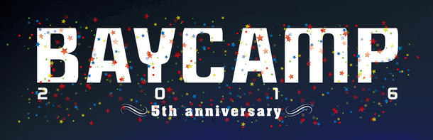 「BAYCAMP 2016」ロゴ