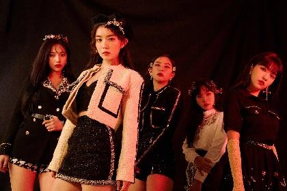 Red Velvet 日本2ndミニアルバム『SAPPY』を5月に発売、6月には東京・大阪でプレミアムイベントも