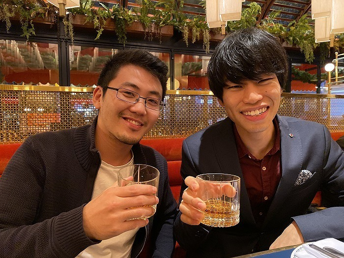 三浦謙司(左)、務川慧悟(右)  (C)Kyohei Sorita