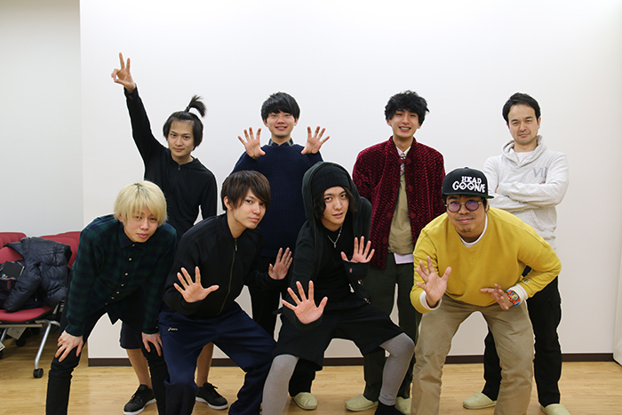 「劇団番町ボーイズ☆」  撮影=こむらさき
