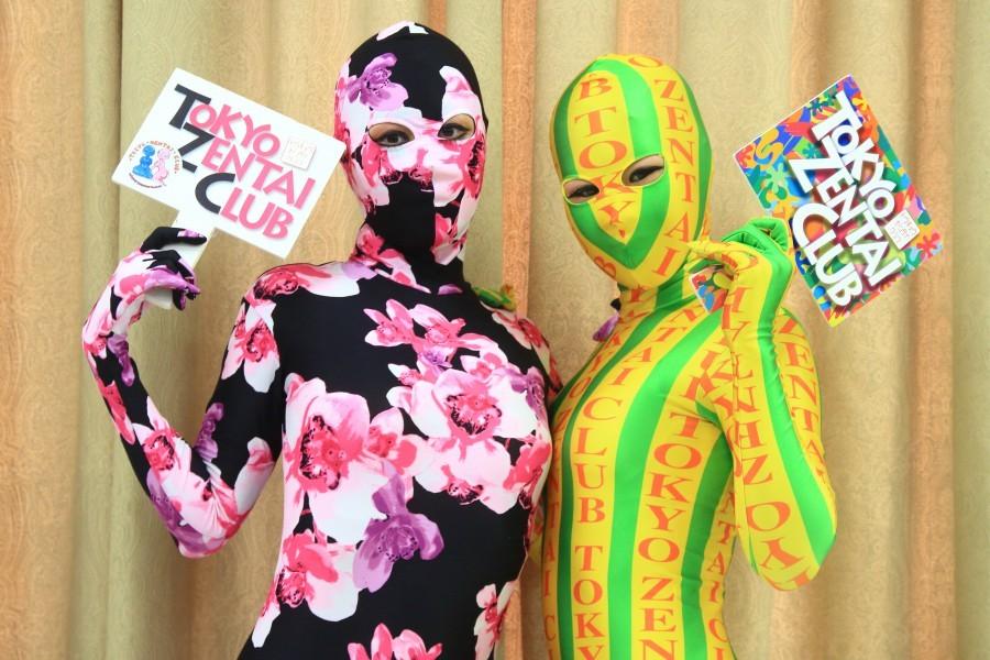 TOKYO ZENTAI CLUB(@TOKYOZENTAICLUB)のあず(左)と玉坂(右)