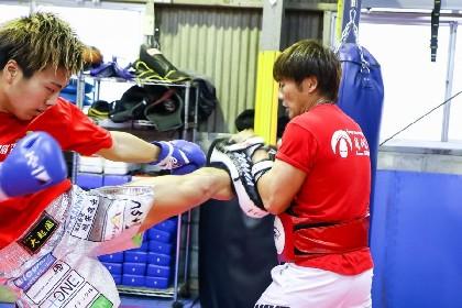 「K-1 KRUSH FIGHT.102」6.21(金)後楽園 挑戦者TETSU、3倍返しの根性で王者・江川優生に競り勝つ!「江川選手の強打を封じるイメージもできている。KRUSHのでっかいベルトを巻く」