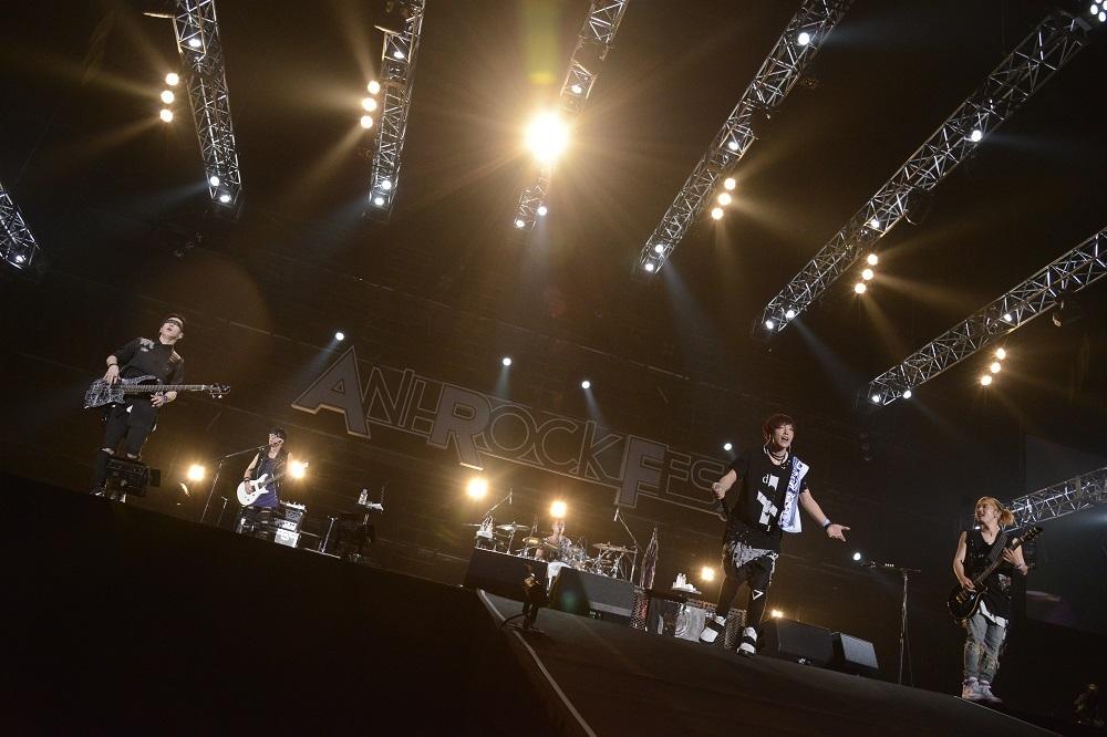 ANI-ROCK FES. 2018 撮影= JUNICHIRO NOUMI 、TAKEHIKO MATSUMOTO