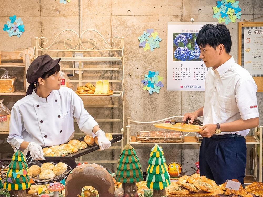 (C)2017映画「パンとバスと2度目のハツコイ」製作委員会