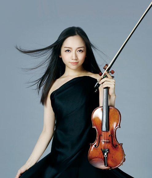 宮本笑里(ヴァイオリン) Photo:角田修一