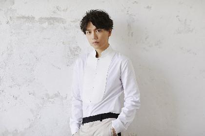 山崎育三郎、初の作詞曲を収録した新シングル発売決定 初のツアー・東京公演の模様を収めたライブ映像作品も同時リリースへ