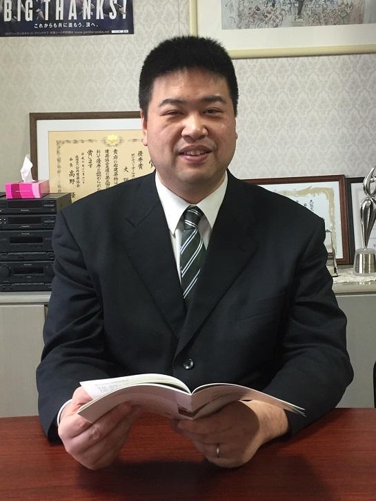 自主公演のプログラミングを一手に担当するシニアマネージャー山口明洋