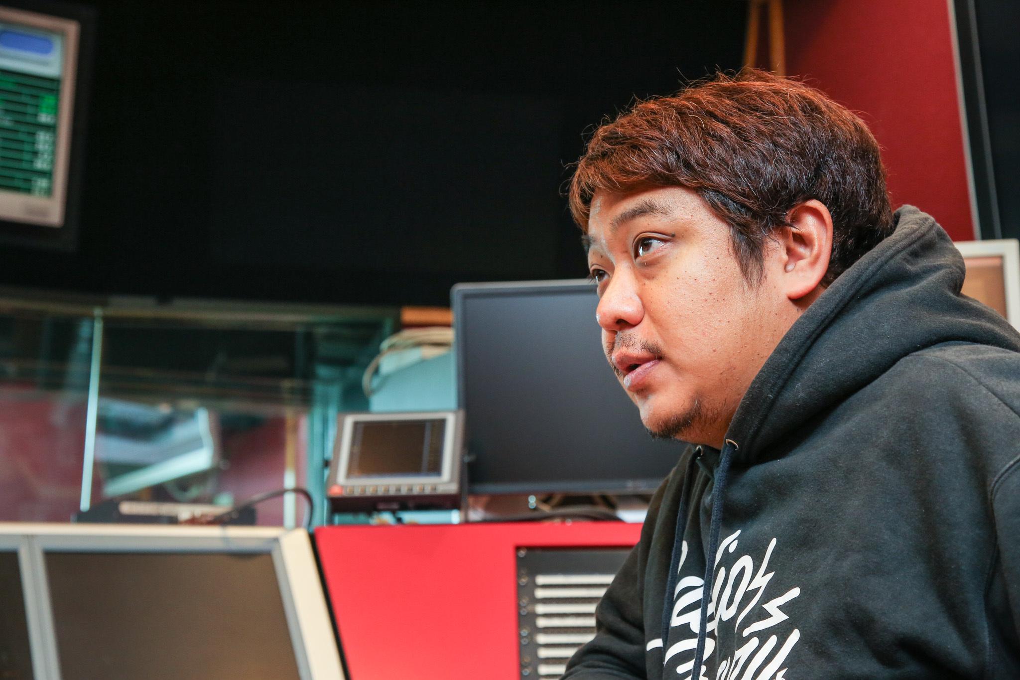 今江元紀プロデューサー