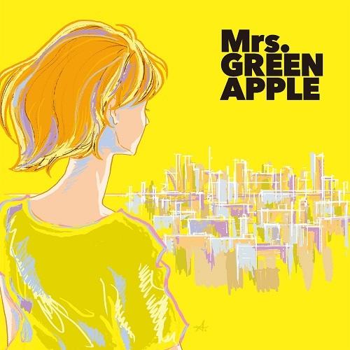Mrs. GREEN APPLE「どこかで日は昇る」通常盤