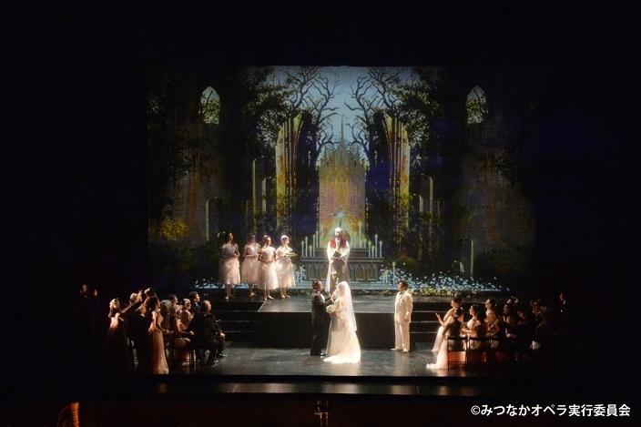 第26回「みつなかオペラ」、プッチーニの歌劇『妖精ヴィッリ』より