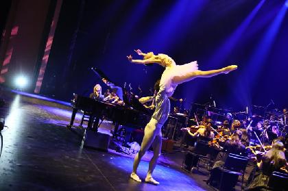 牧 阿佐美バレヱ団公演にYOSHIKIがゲスト出演決定、『Anniversary』でピアノ演奏披露