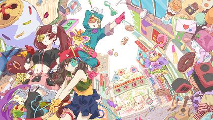 TVアニメ『URAHARA』が原宿竹下通り商店会「公認」に 原宿ジャックも決定