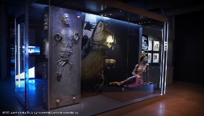 『スター・ウォーズ』の世界巡回展『スター・ウォーズ アイデンティティーズ』が日本上陸 凍結されたハン・ソロ展示や独自キャラ制作も
