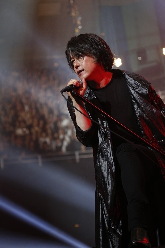 RYUICHI / LUNA SEA『LUNA SEA The Anniversary 2017 5.29 日本武道館』