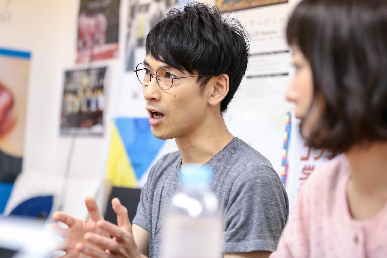 東京カランコロン・いちろー 撮影=風間大洋
