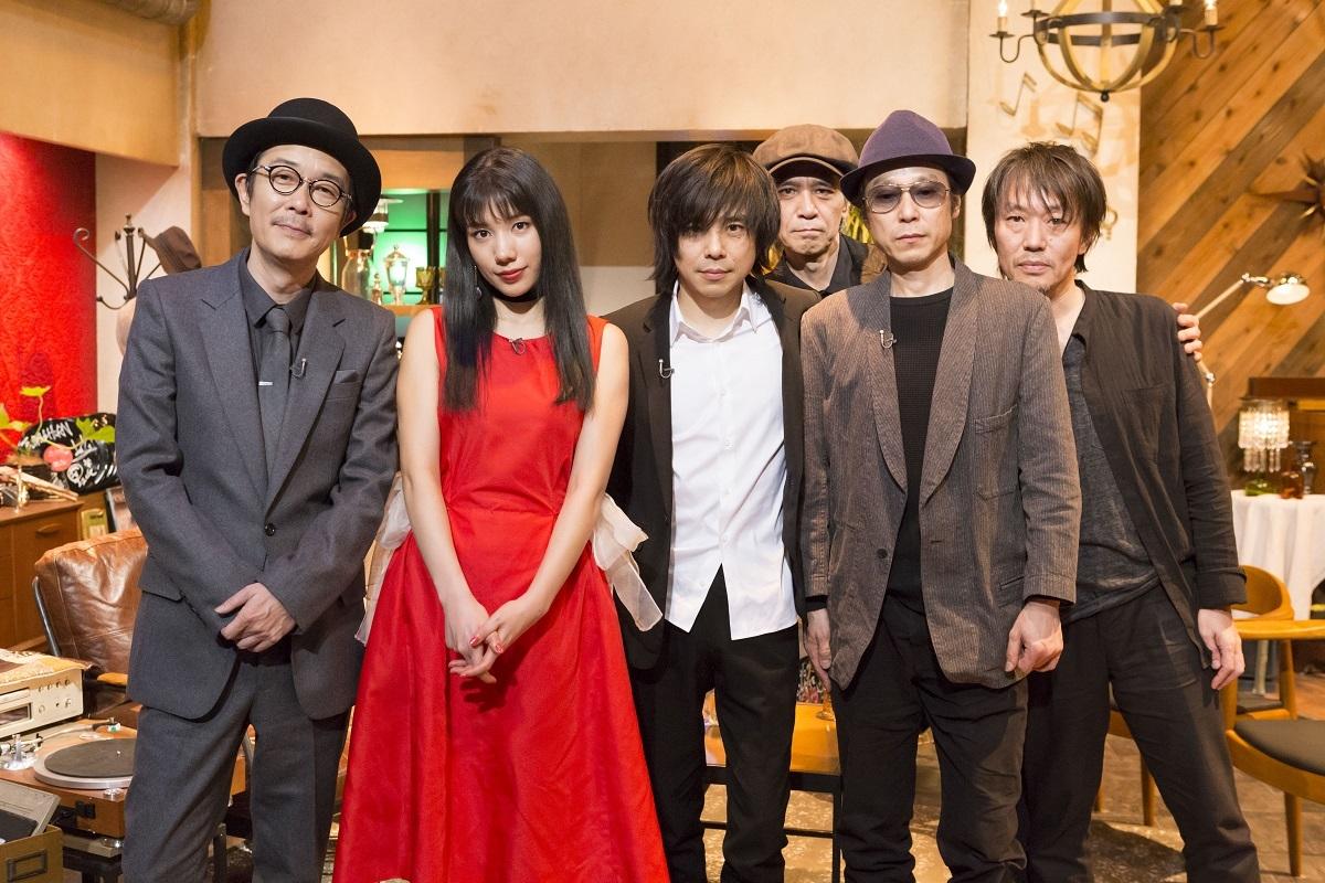 エレファントカシマシ / リリー・フランキー / 仲 里依紗 写真提供:NHK