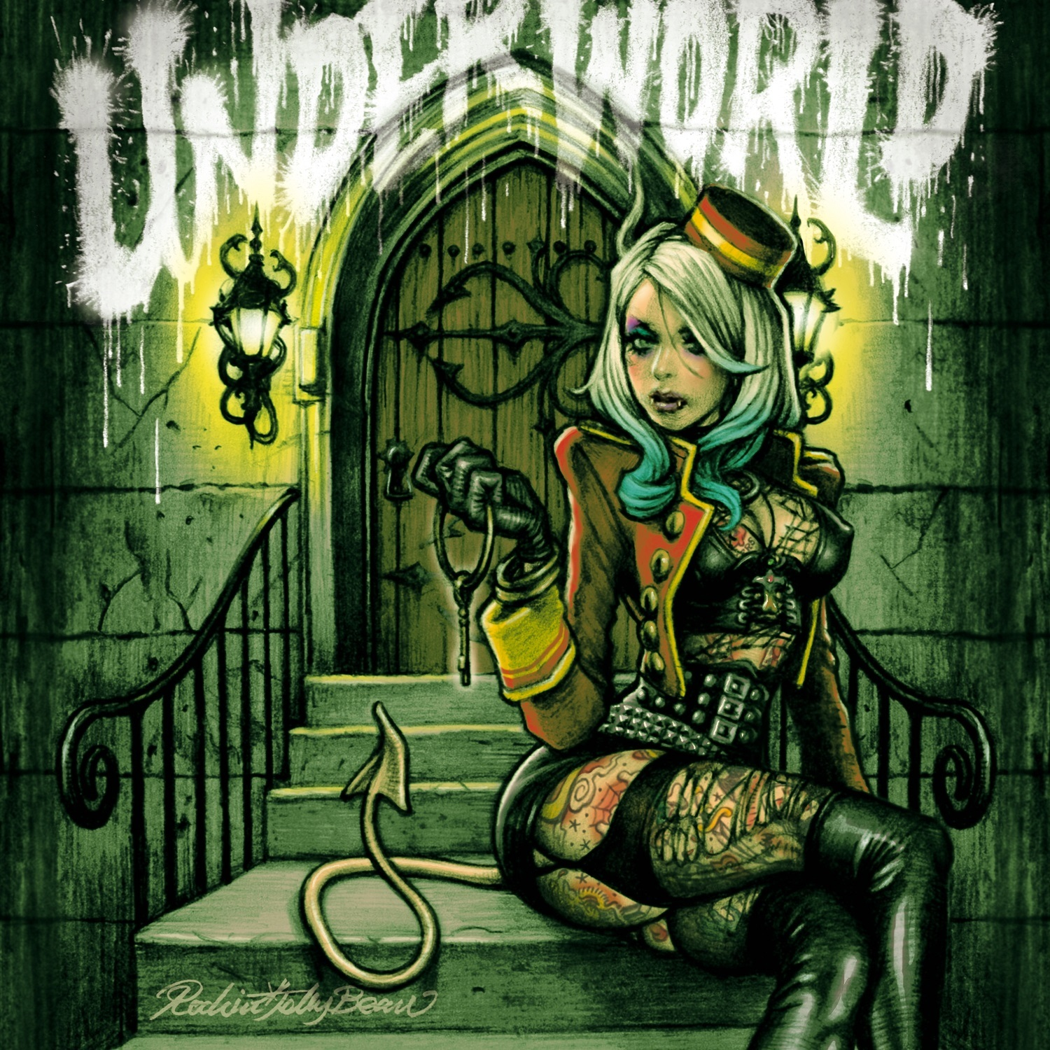VAMPS『UNDERWORLD』