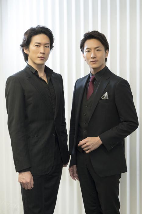 (左から)宮尾俊太郎、大貫勇輔