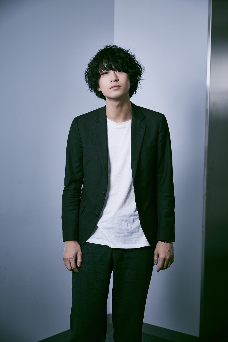 Ivy to Fraudulent Game/寺口宣明 (Gt&Vo) 撮影=山内洋枝