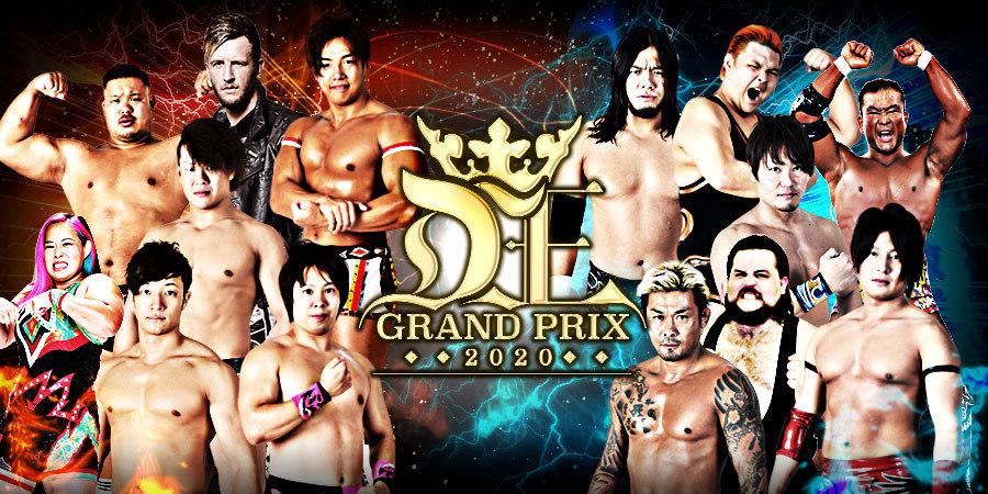 DDT2019年を締めくくるシングルマッチリーグ戦『D王 GRAND PRIX 2020』