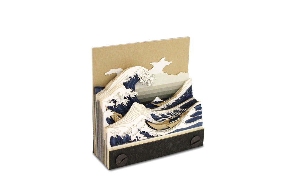OMOSHIROI BLOCK 神奈川沖浪裏 8,748円